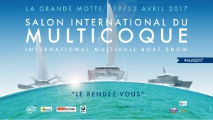 salon nautique du multicoque 2017